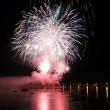 Feuerwerk in Dives-Sur-Mer