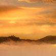 Siebengebirge im Morgenlicht